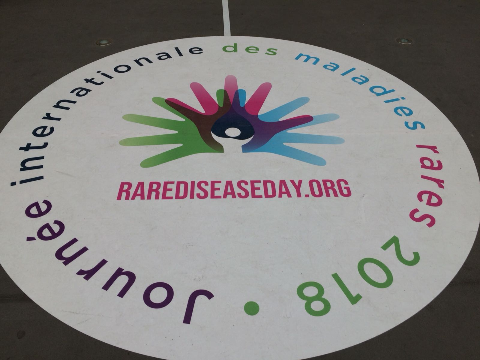 A look back at Rare Disease Day 2018