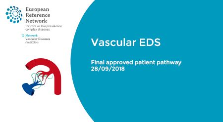 Patient Pathway for Vascular Ehlers-Danlos Syndrome by MSA-WG now Available!