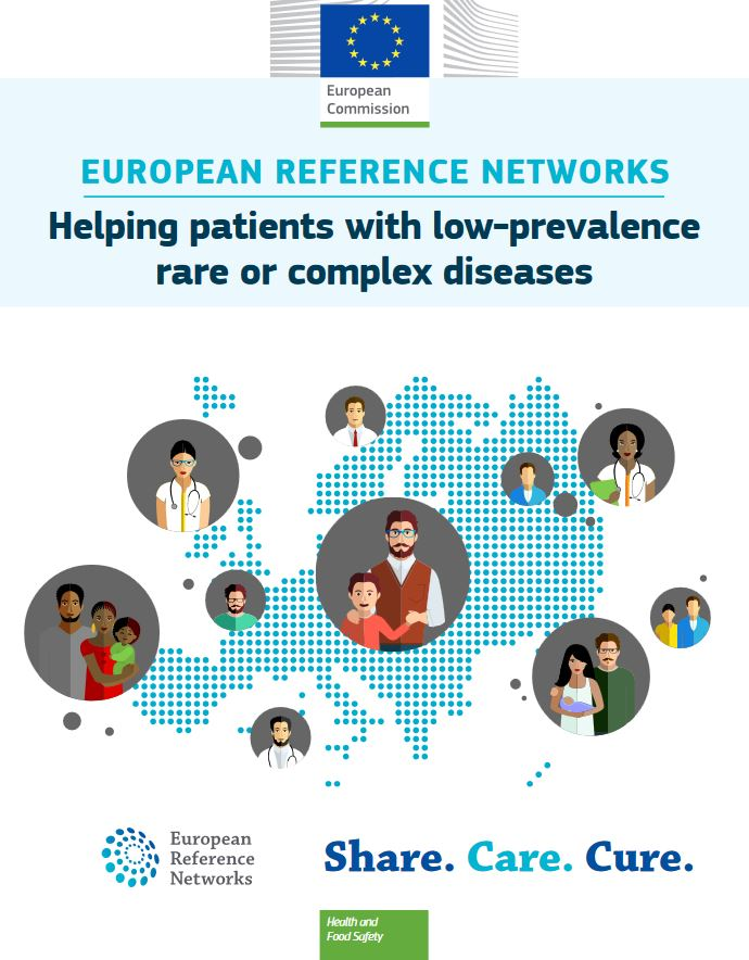 New ERN Information Video and Flyer for patients and healthcare professionals!