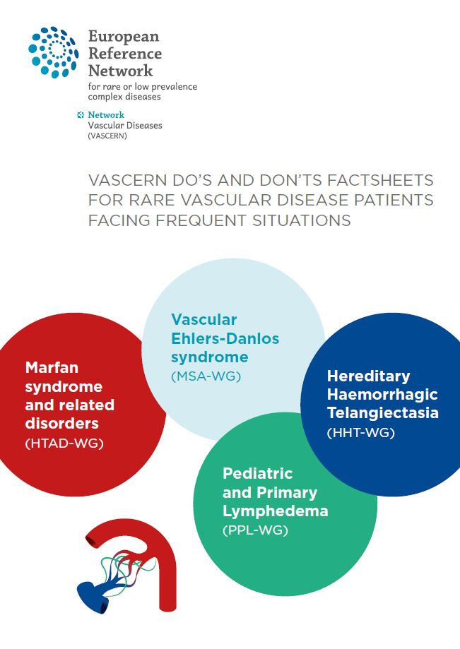 Do's and Don'ts Factsheets for Pediatric and Primary Lymphedema available!