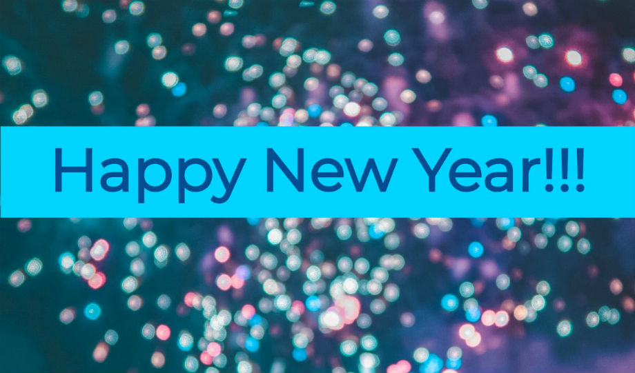 Best wishes for a Happy New Year!