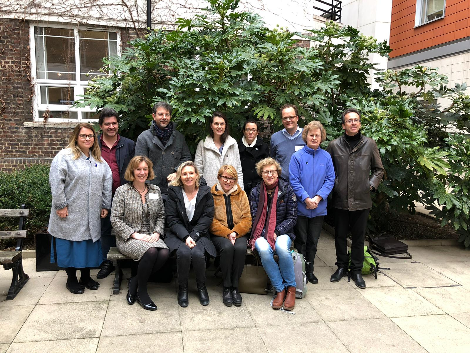 HHT WG Face to Face meeting in London