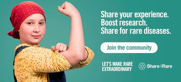 Launch of Share4Rare digital platform