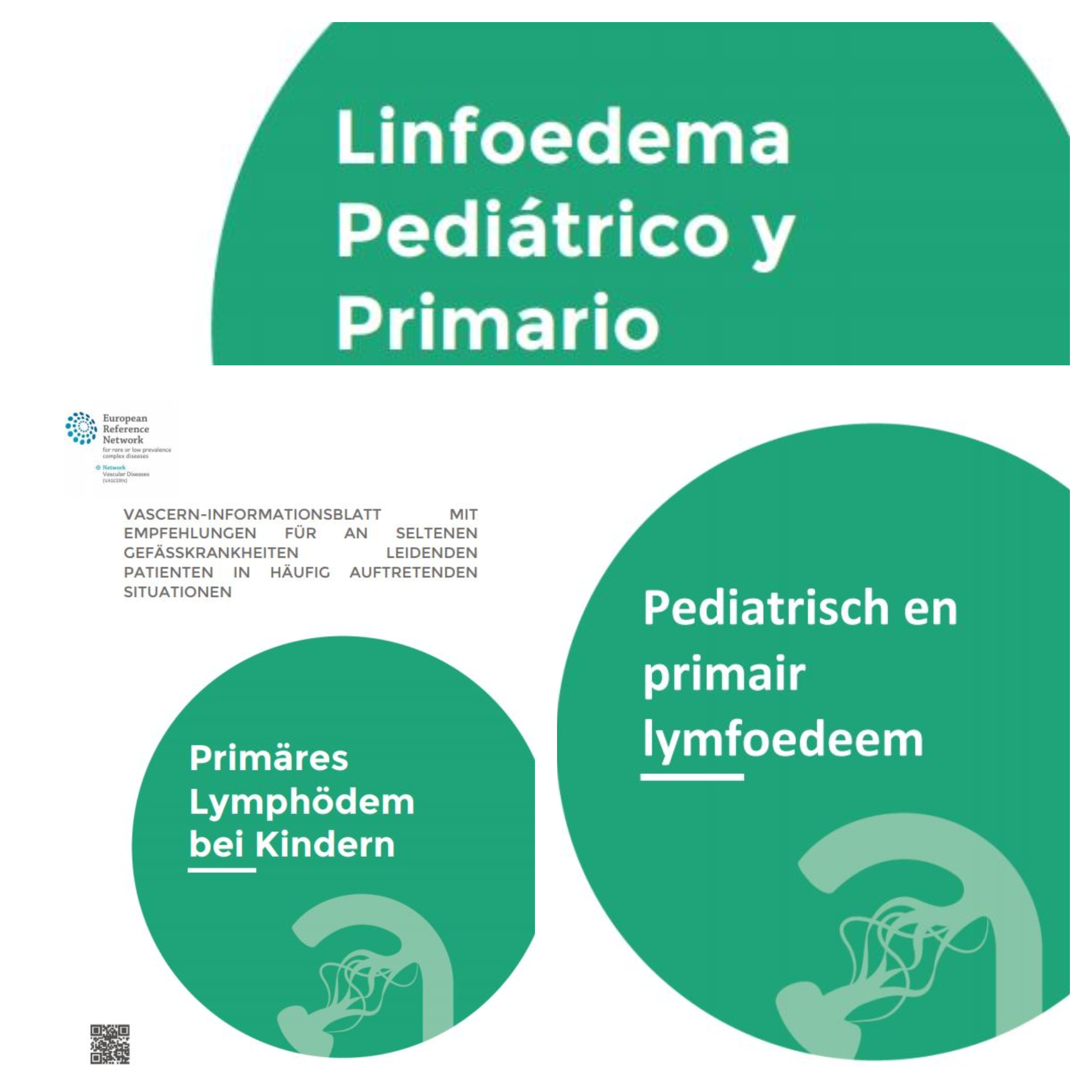 New translations of Do's and Don'ts factsheets for Pediatric and Primary Lymphedema (by the PPL-WG) now now available!
