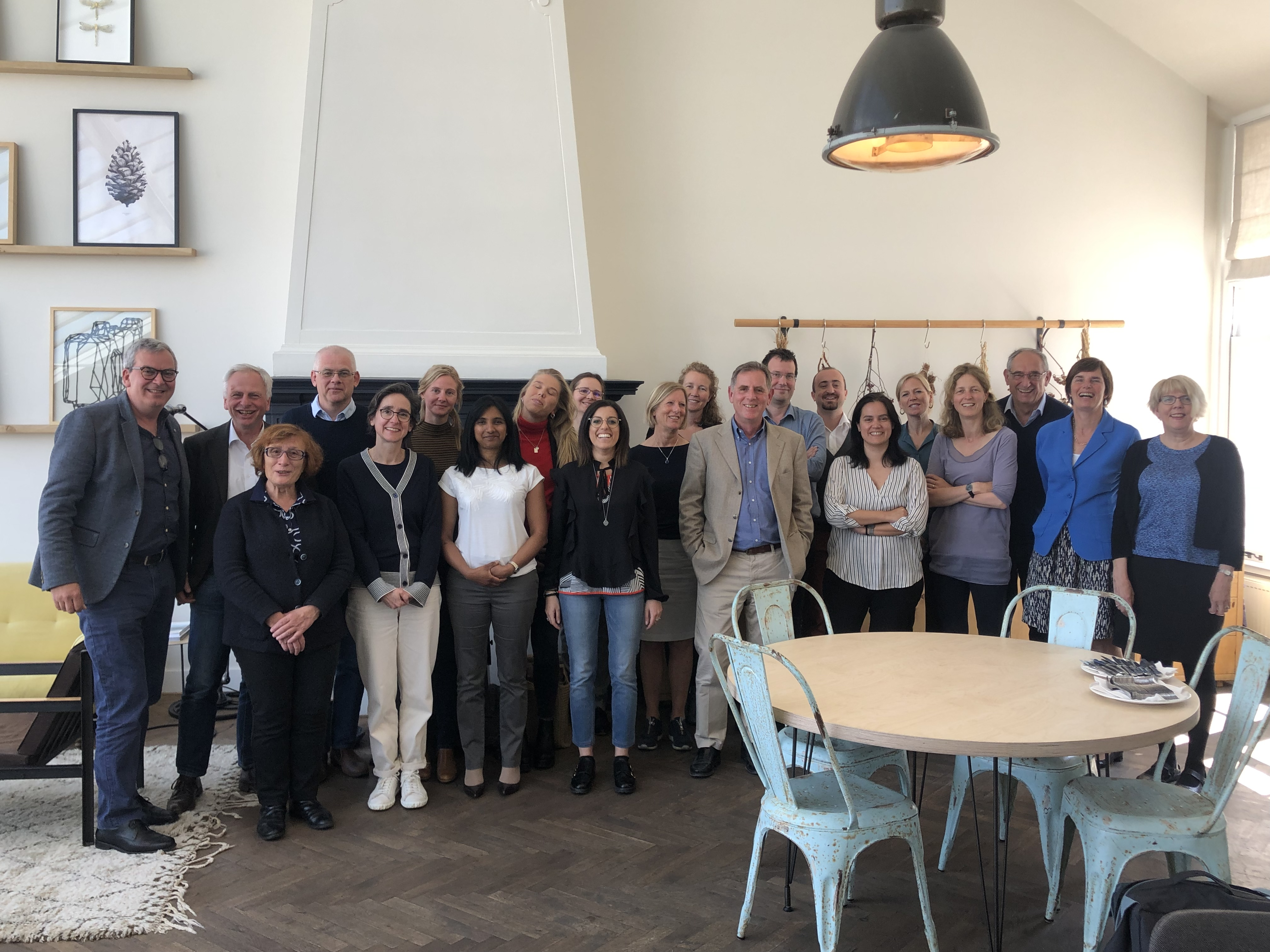 Summary of the Heritable Thoracic Aortic Diseases Working Group (HTAD WG) face-to-face meeting in Amsterdam!