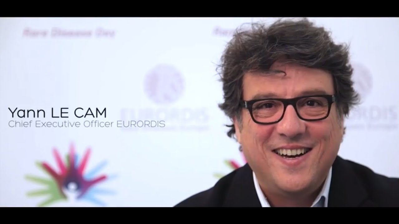 Tackling rare diseases a 'European success story', states CEO of Eurordis Yann Le Cam
