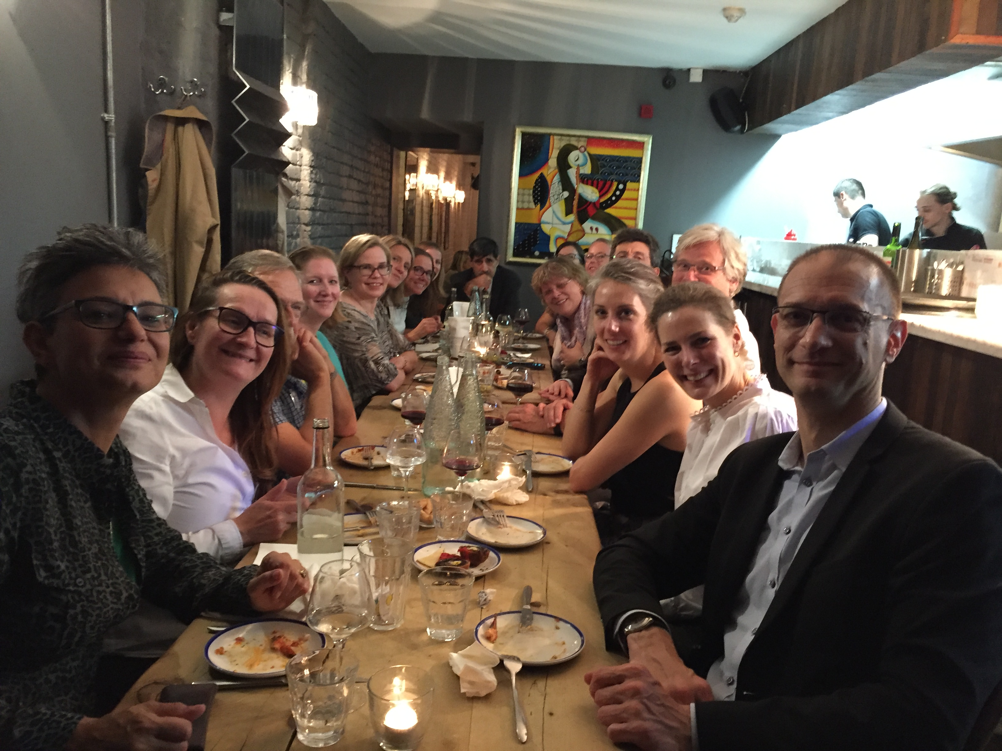 Review of the Pediatric and Primary Lymphedema WG face-to-face meeting in London