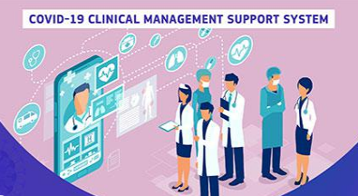 "European Commission launches the ""COVID-19 Clinical Management Support System"" based on the ERN's CPMS"