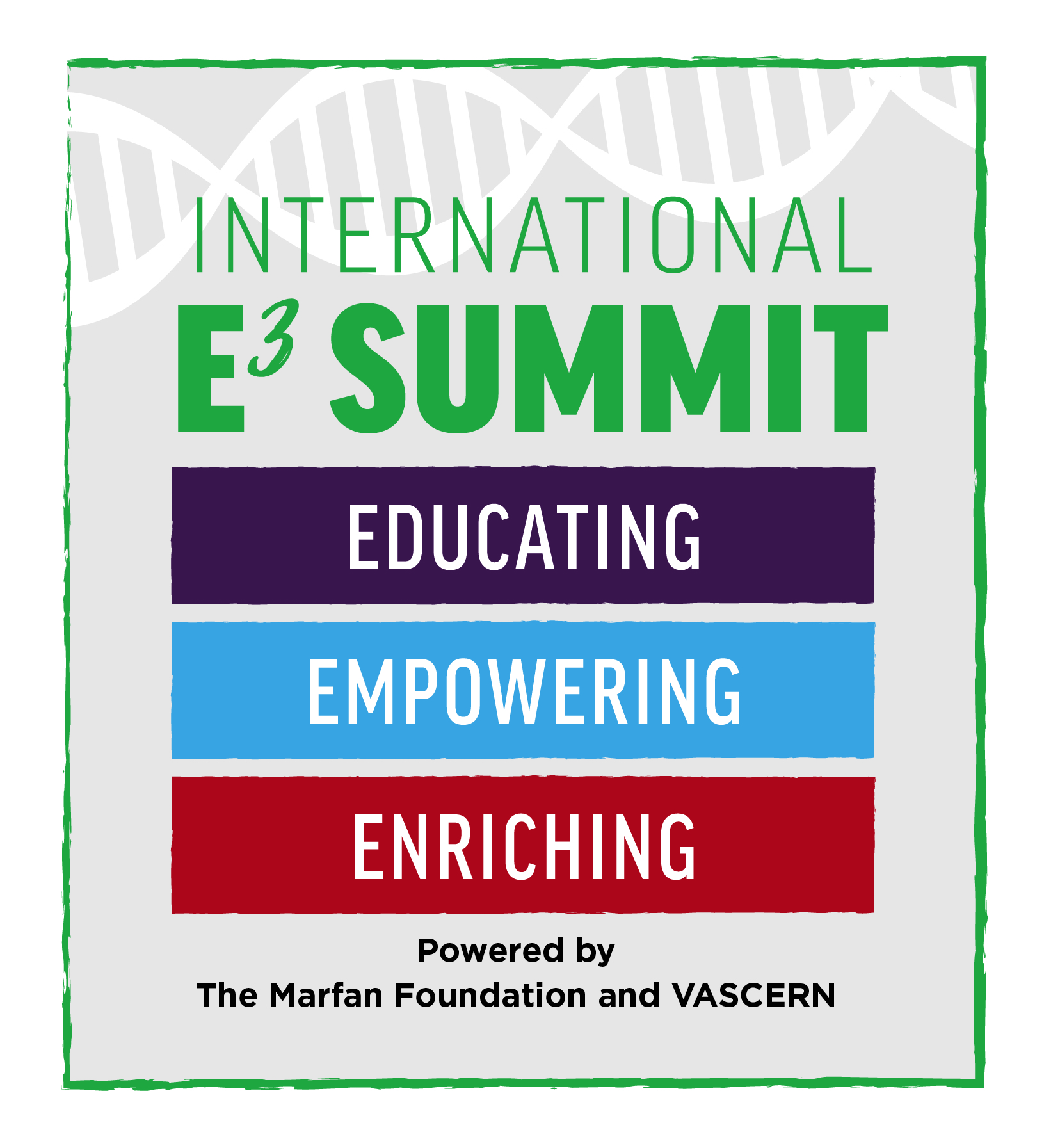 VASCERN Partners with The Marfan Foundation for the First-Ever E3 International Summit!