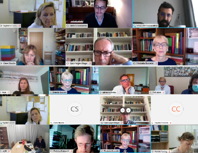 Summary of the Hereditary Haemorrhagic Telangiectasia Working Group's Online Meeting!