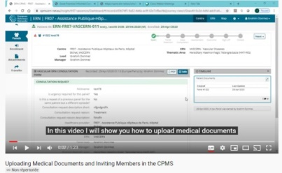 5 new training videos on how to use CPMS now available!