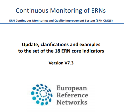 Continuous Monitoring of ERNs: Data submitted for Semester 1 of 2020