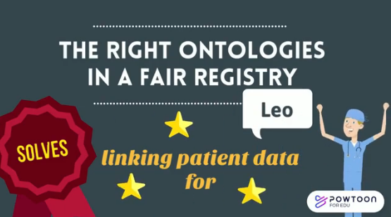 New video shows benefits of making FAIR Registries