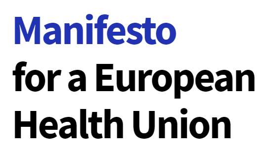 Manifesto for European Health Union – Sign to support future rare disease policy