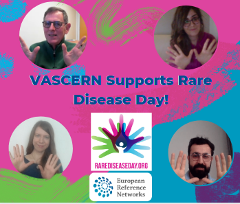 Videos made for Rare Disease Day
