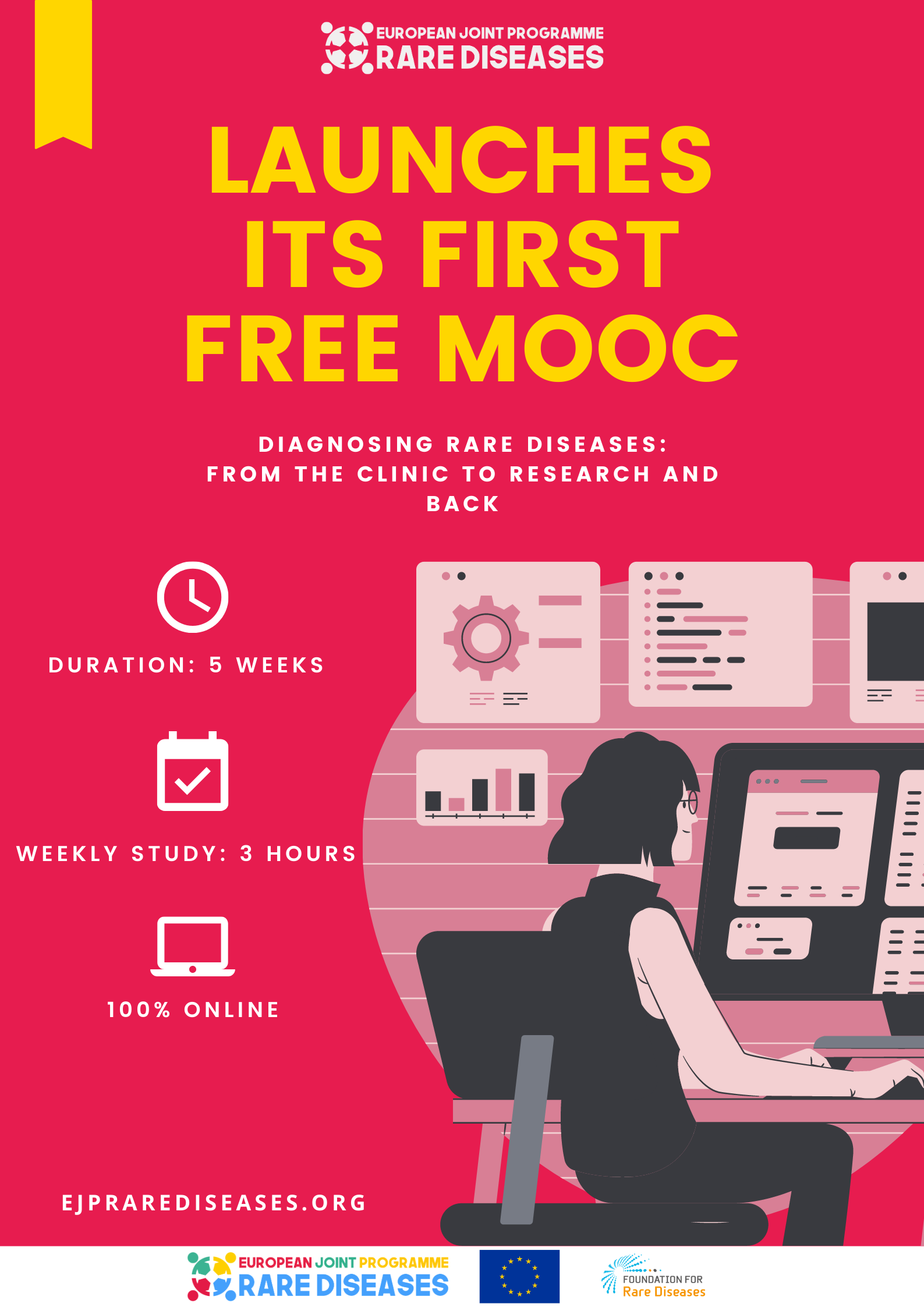 EJP-RD launches its first free MOOC!