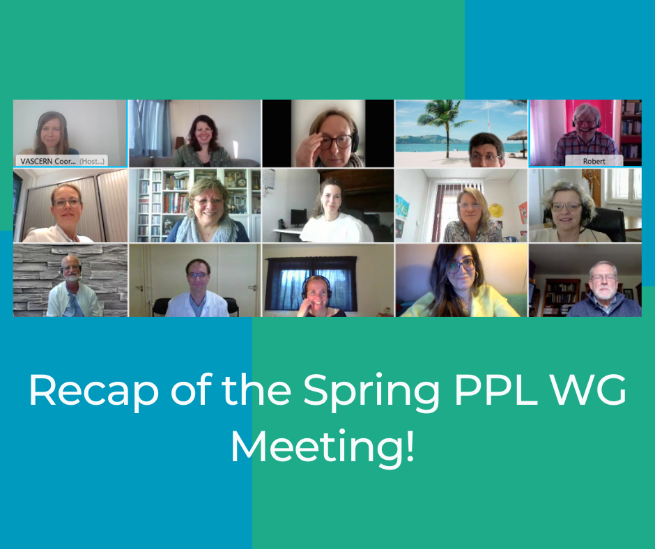 Recap of the Pediatric and Primary Lymphedema Working Group (PPL WG)'s Virtual Spring Meeting!