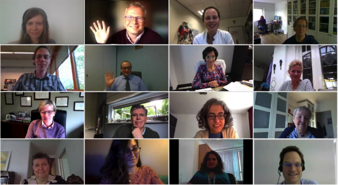 Review of the Vascular Anomalies Working Group's 2-day Virtual Spring Meeting!